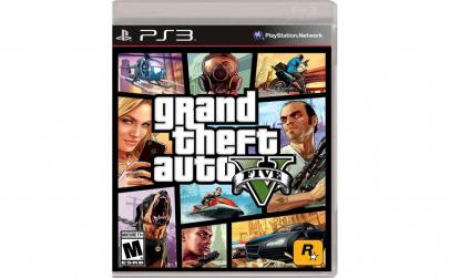 Joc Grand Theft Auto V pentru
