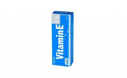Unguent cu Vitamina E 5%