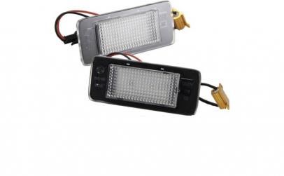 Set Lampi LED numar OPEL Zafira C 12-