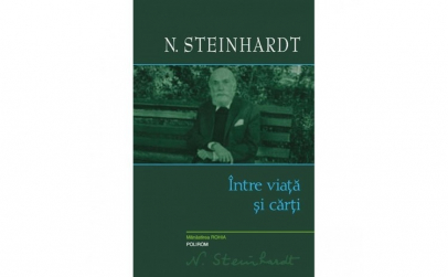 Intre viata si carti - N. Steinhardt