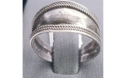 Inel din Argint cu verigheta