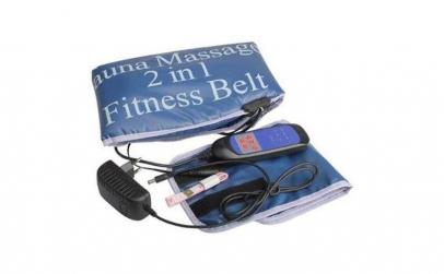 Sauna Massage Fitness Belt