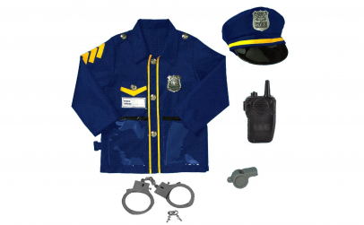 Costum de Politie
