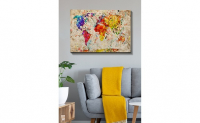Tablou decorativ, Wallity, canvas, 1