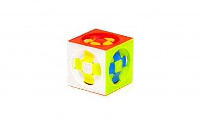 Cub Rubik Lim Ball, Stickerless, 107CUB