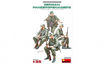 1:35 German Panzergrenadiers - 4