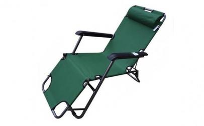 Sezlong 2 functii -  scaun si pat