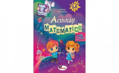 Activitati matematice (5-6 ani) -