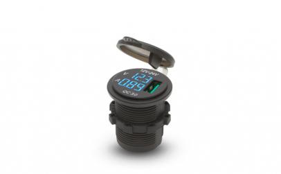 Adaptor USB cu montare în locul
