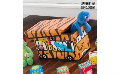 Cutie Pliabila pentru Jucarii Bus