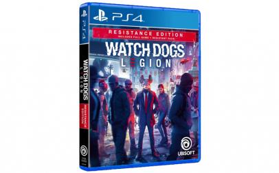 Joc Watch Dogs Legion Resistance Edition