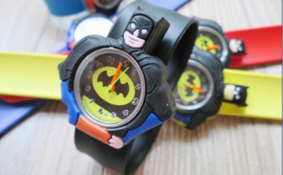 Ceas Copii Black Batman