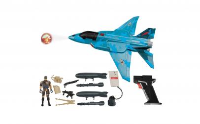 Set militar cu avion+arme lupta