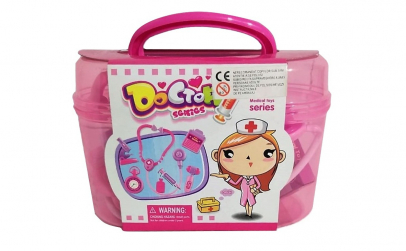 Trusa de doctor pentru fetite