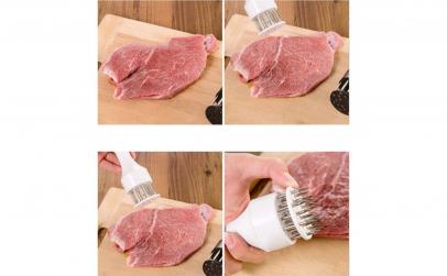 Aparat de fragezit carnea
