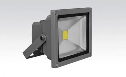 Proiector LED 50W - cu senzor miscare