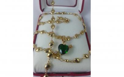 Set bijuterii Luxury Special Emerald