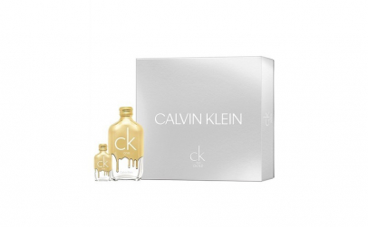 Set Cadou Calvin Klein CK One Gold