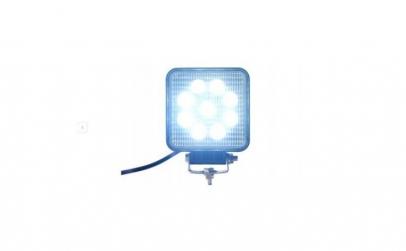 Lampa de lucru 9 LED-uri halogen 27W