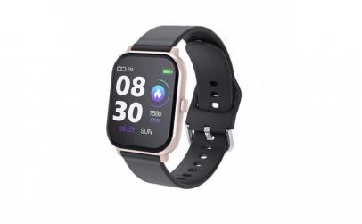 Ceas Smartwatch Techstar® T55 Auriu