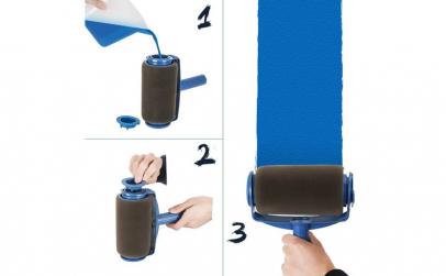 Kit 2x Trafaleti Paint Roller