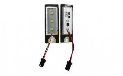 Set Lampi LED numar VOLVO S80 99-06