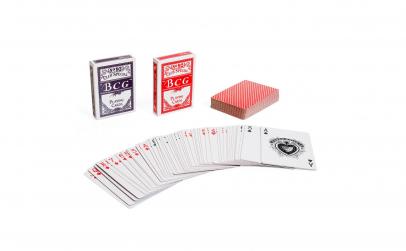 Carti de joc BCG, 2 pachete