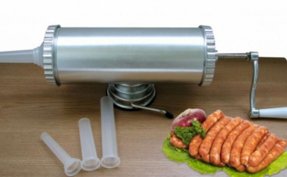 Masina de facut carnati capacitate 1,5kg
