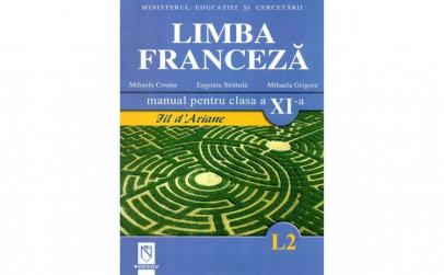 Limba franceza (L2). Manual pentru clasa