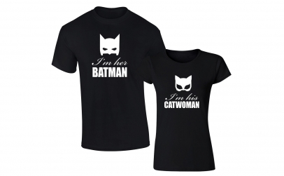 Set de tricouri Batman