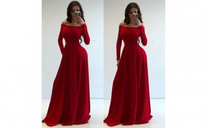 Rochie de seara - Clayre Red Bogas