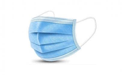 Masca medicala 3 straturi cu elastic