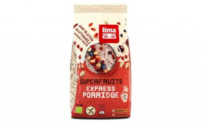 Porridge Express cu superfructe fara