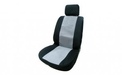 Husa scaun 8060B2 negru+gri
