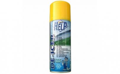 Spray dezghetat geamuri Super Help, 200