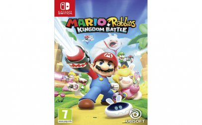 Joc Mario & Rabbids Kingdom Battle
