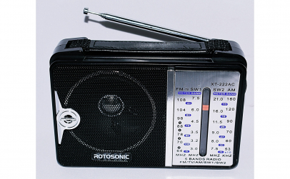 Radio portabil Rotosonic XT-222AC