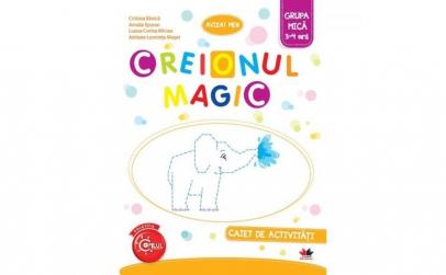 Creionul magic - Caiet de activitati -