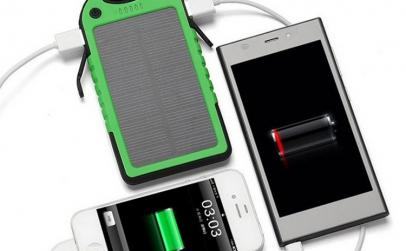 Solar Charger - baterie externa