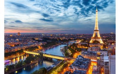 City Break Paris - 1 Martie
