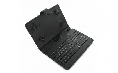 Husa Tableta MRG® 8 Inch Cu Tastatura