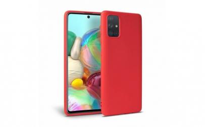 Husa Samsung Galaxy A51 Rosu Silicon