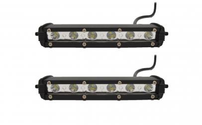 Set doua proiectoare auto LED - 18W
