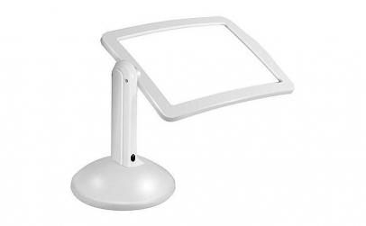 Lupa de birou cu iluminare LED
