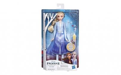 Papusa Elsa luminoasa Disney Frozen 2