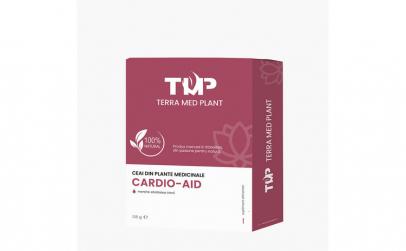 Ceai din plante medicinale CARDIO-AID