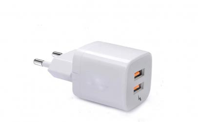 Incarcator telefon, Fast charge, 2x USB