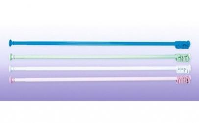 Bara perdea baie 3M albastra MN013797