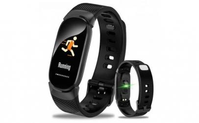 Bratara Techstar® Fitness B11 Negru