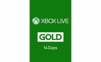 Abonament MICROSOFT XBOX LIVE GOLD 14